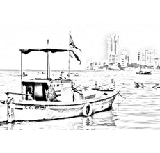 Versova Fishing Village